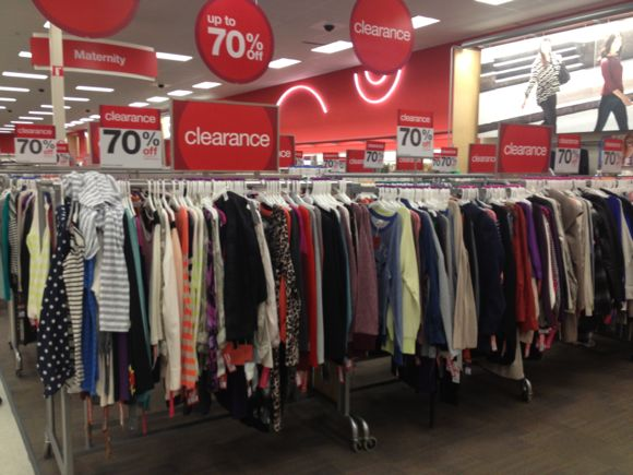 Cartwheel Offer: Extra 20% off Clearance Women's Clothing - All