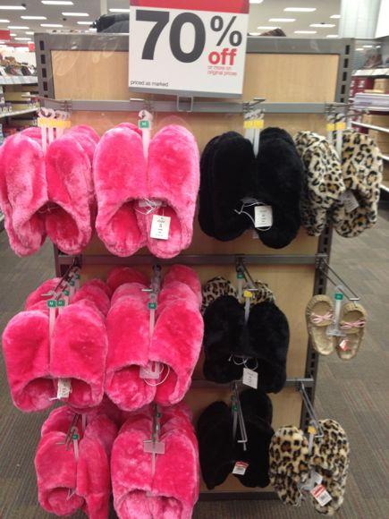 70 c slippers