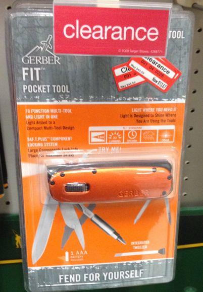 70 targ gerber tool
