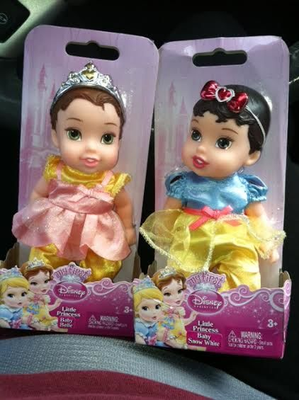 princess dolls