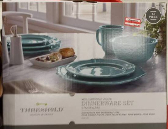 thresholddinnerset. Erin found a really nice 16 piece Threshold Dinnerware set ... & Readeru0027s Target Clearance Finds | All Things Target