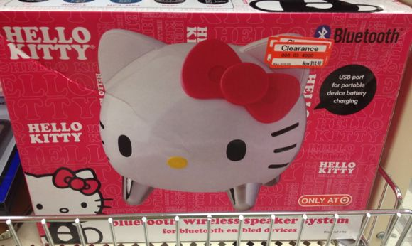 c electronic hello kitty