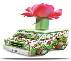 lowesflowerdeliverytruck