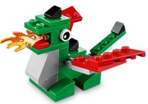 LEGOdragon