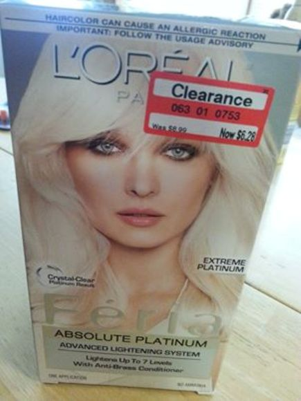 targetreadclearhaircolor