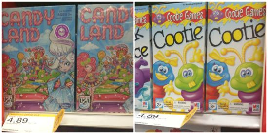 candy land cootie
