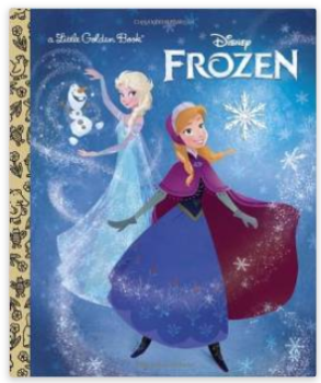 amazonfrozenbook