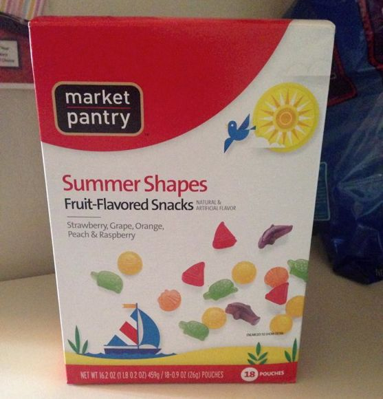 summer fruit snacks