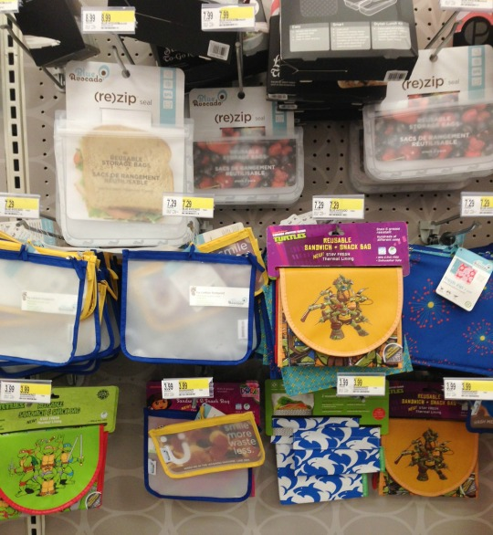 target rezips character pouches