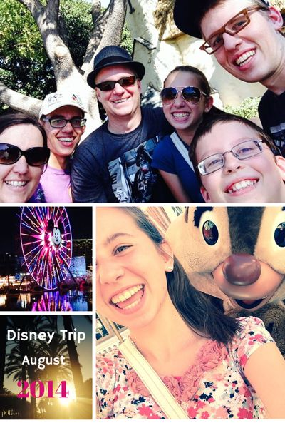 Disneyland Trip and Tips