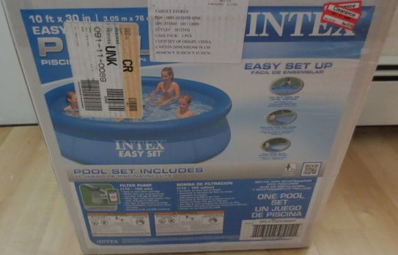 target pool