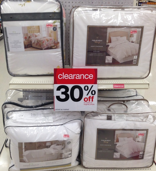 targetclearbedding30