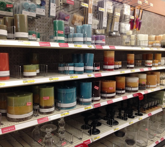 targetclearcandle30