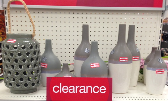 Target weekly clearance update home decor more all things target Target blue home decor