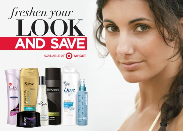 Target Freshen you Look and Save