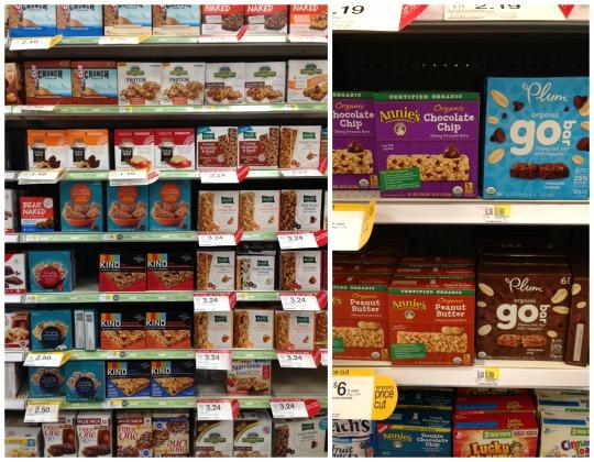 healthy lunchbox food_granola bars