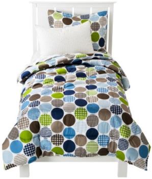Cool Room Dot Fun Comforter Set reg SAVE