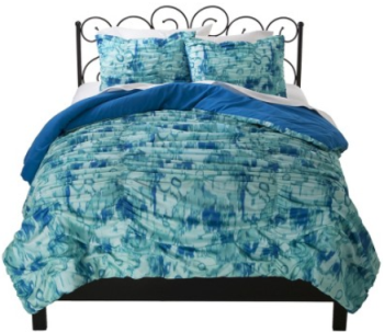 Good Xhilaration Abstract Texture Comforter Set reg SAVE