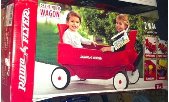 radio flyer reader