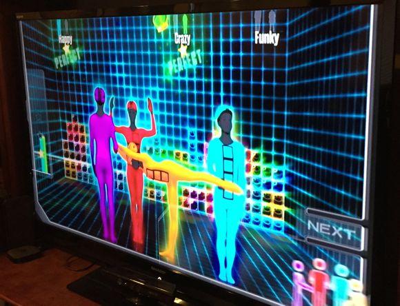 tetris just dance