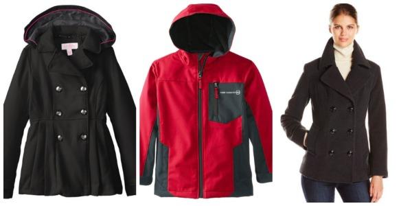 Amazon coats