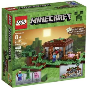LEGOfirsttarget