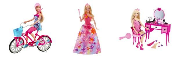 Target Barbie