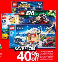 Target Black Friday Lego