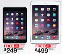 Target Black Friday iPad