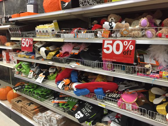 Target Halloween Clearance 70 off 2014