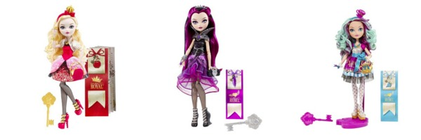 Target ever after dolls(1)