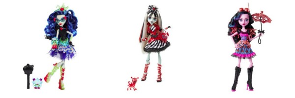 Target monster high