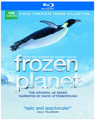 amazon frozen planet