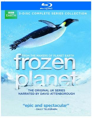 amazon frozen planet