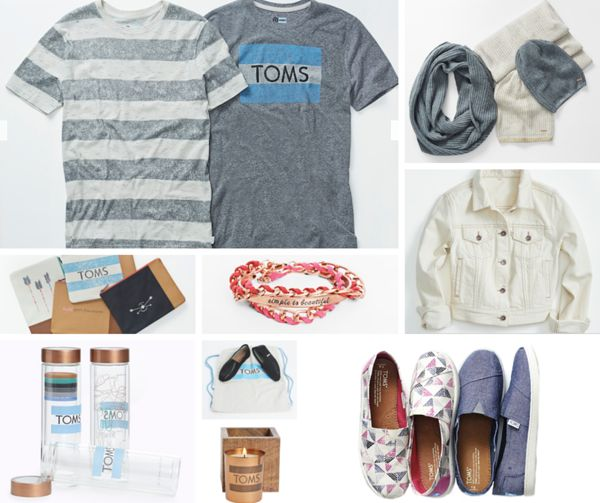 best of TOMS for Target