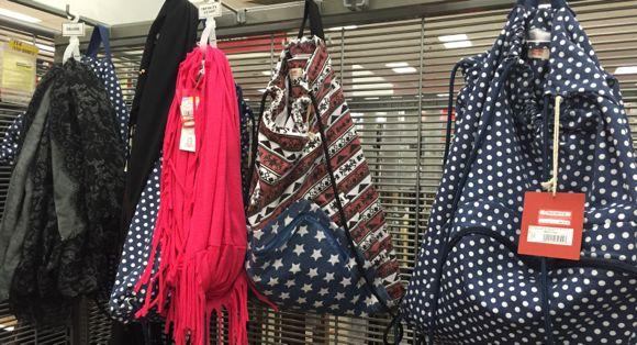 scarves & bags