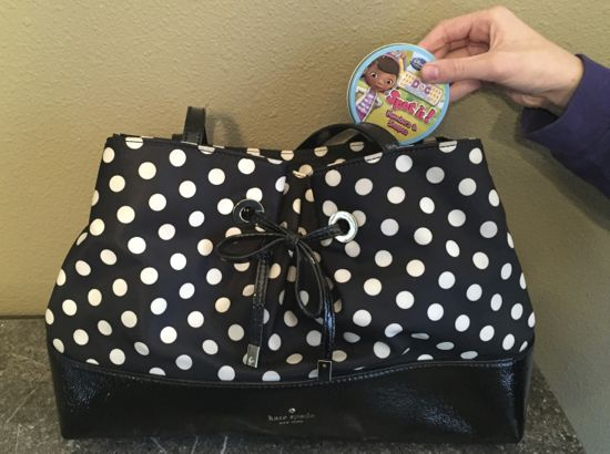spot it purse