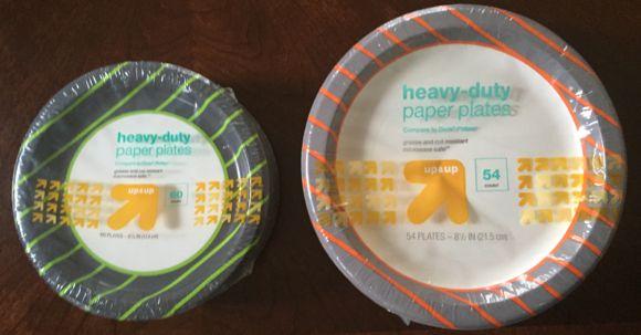 target hidden clearance plates