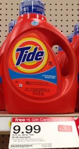 target tide new