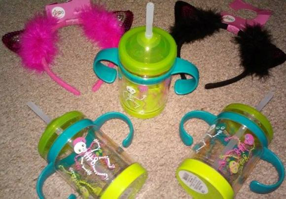 targetreadclearelizabethcups
