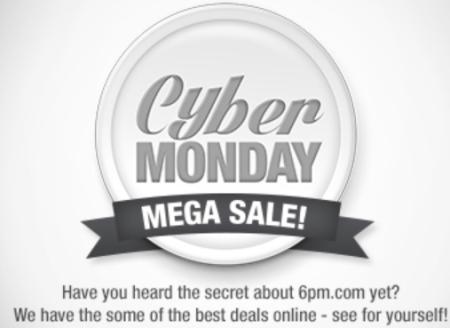 6pm cyber monday sale