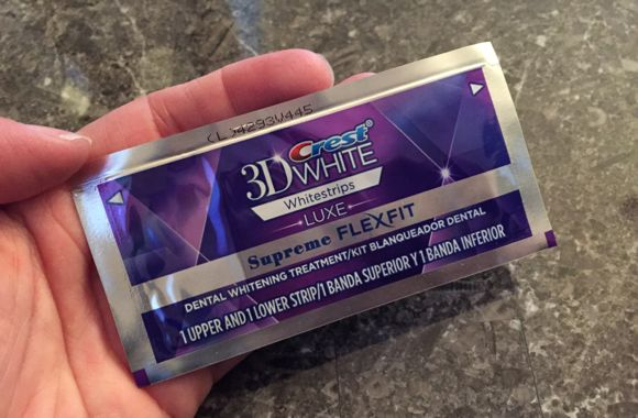 Crest White Strips LUXE