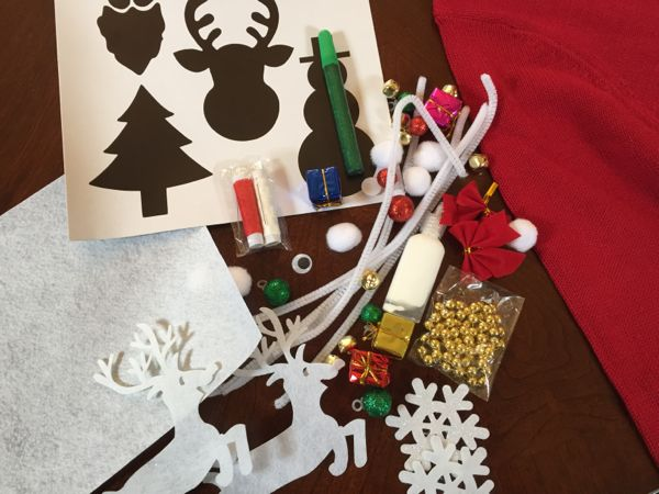 Target.com: Make your own Ugly Christmas Sweater Kit | All Things ...