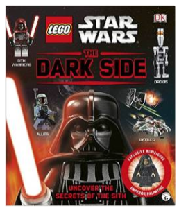 amazon book LEGO star wars