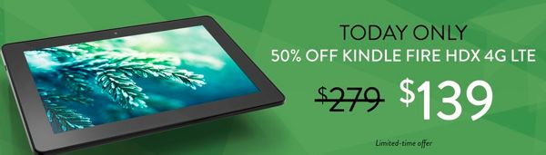 amazon kindle fire sale