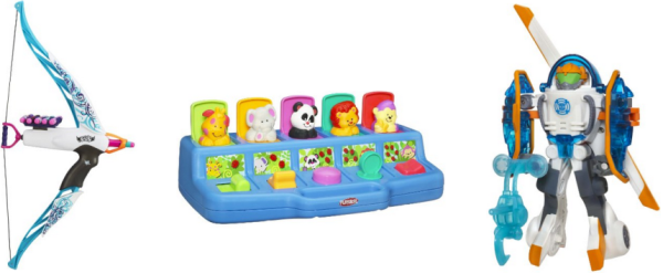 amazon toy collage