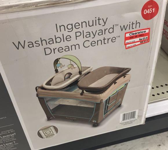 baby 70 playyard
