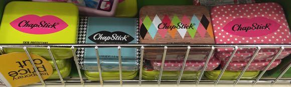 cc chapstick