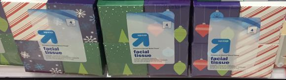 cc facial tissue