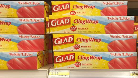 cc glad cling wrap